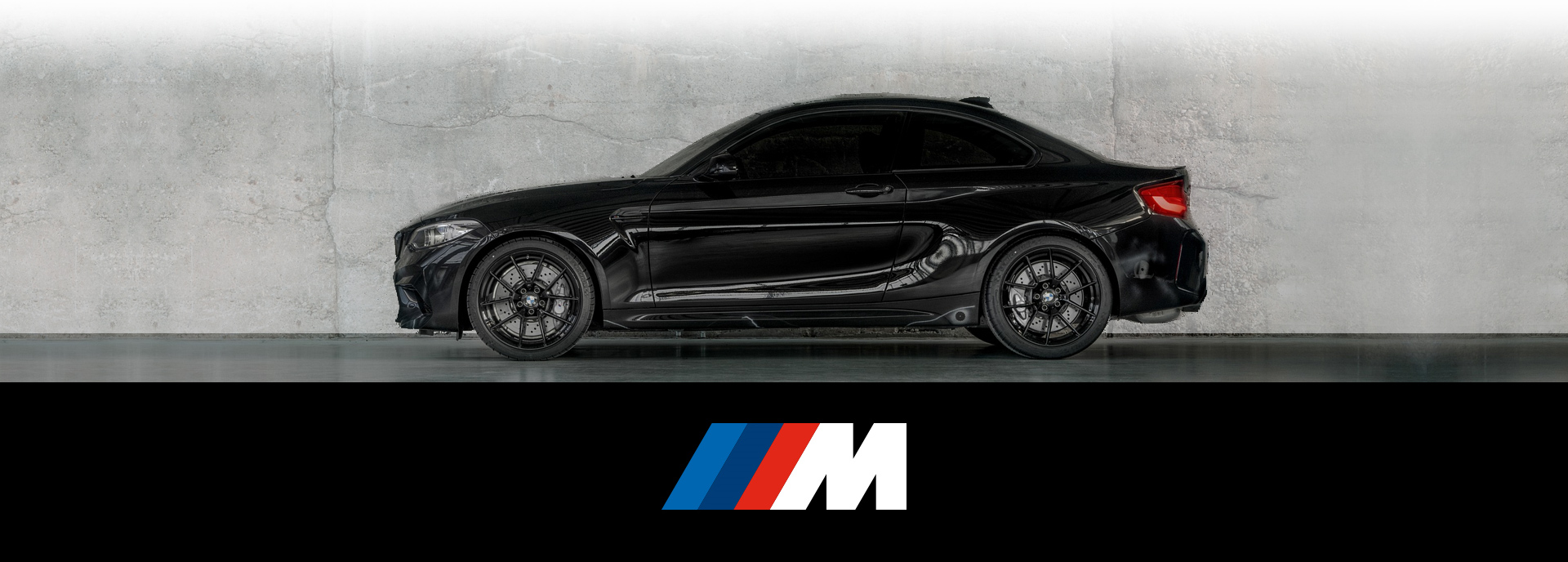 2020 BMW M2 BY FUTURA Profile with BMW M Logo