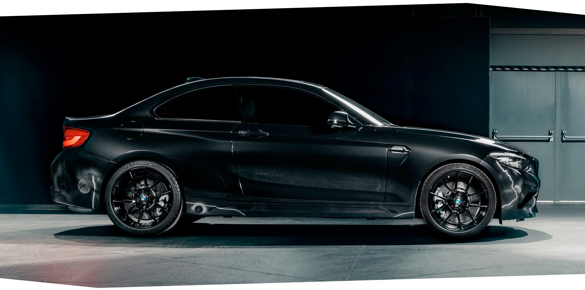 BMW M2 Edition by Futura 2000 - Profile