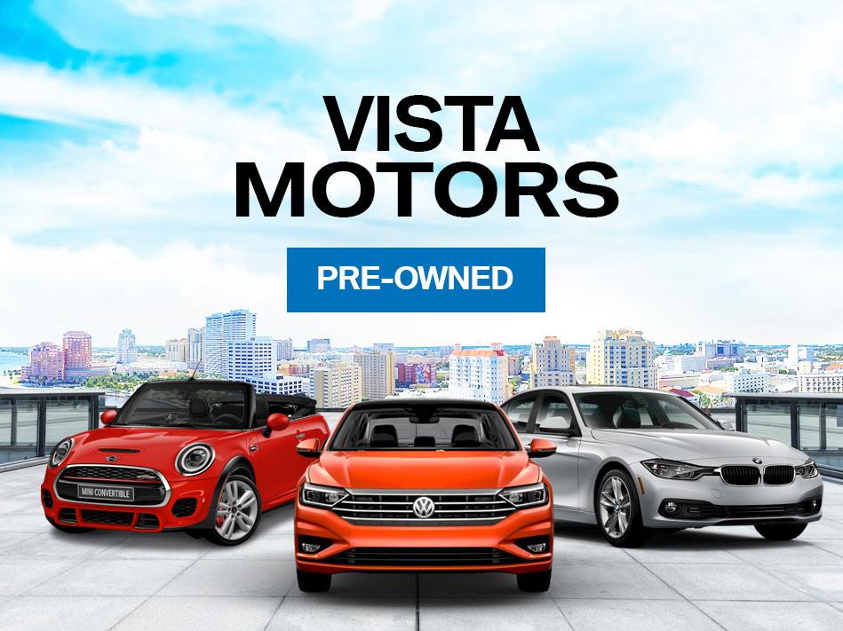 Vista Motors Service in North Broward