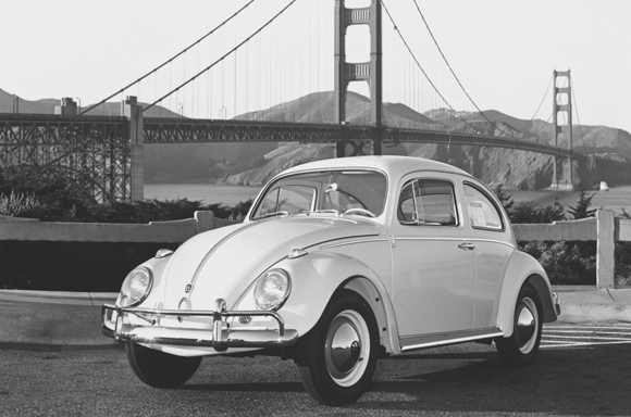 The Beetle's quirky character