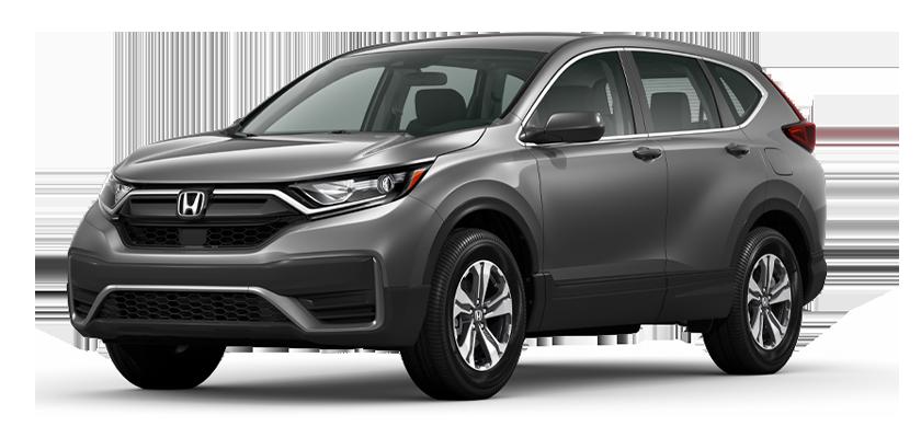New 2020 Honda CR-V LX 2WD